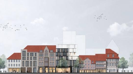 HT Group entwickelt neues Quartier in der Göttinger Innenstadt