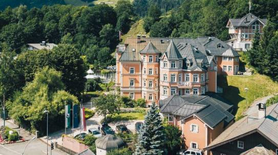 August 2018: Hanseatic Group erwirbt Hotel Erika in Kitzbühel